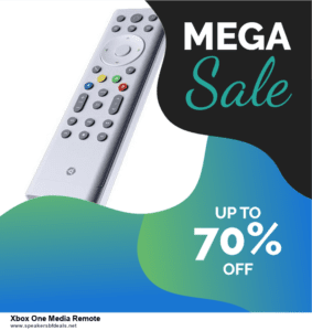 10 Best Black Friday 2020 and Cyber Monday  Xbox One Media Remote Deals | 40% OFF