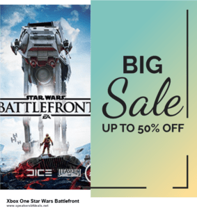 List of 10 Best Black Friday and Cyber Monday Xbox One Star Wars Battlefront Deals 2020