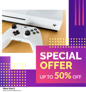 10 Best Xbox One X Black Friday 2020 and Cyber Monday Deals Discount Coupons