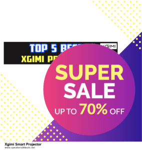 List of 6 Xgimi Smart Projector After Christmas DealsDeals [Extra 50% Discount]
