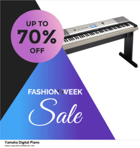 5 Best Yamaha Digital Piano Black Friday 2020 and Cyber Monday Deals & Sales
