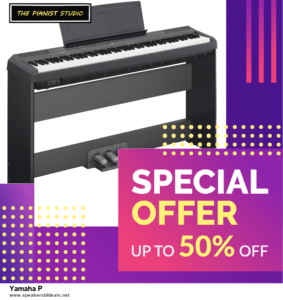 7 Best Yamaha P Black Friday 2020 and Cyber Monday Deals [Up to 30% Discount]