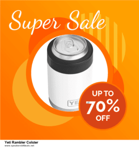 7 Best Yeti Rambler Colster After Christmas Deals [Up to 30% Discount]