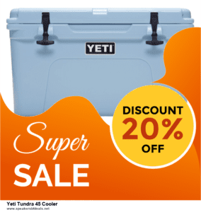 7 Best Yeti Tundra 45 Cooler After Christmas Deals [Up to 30% Discount]
