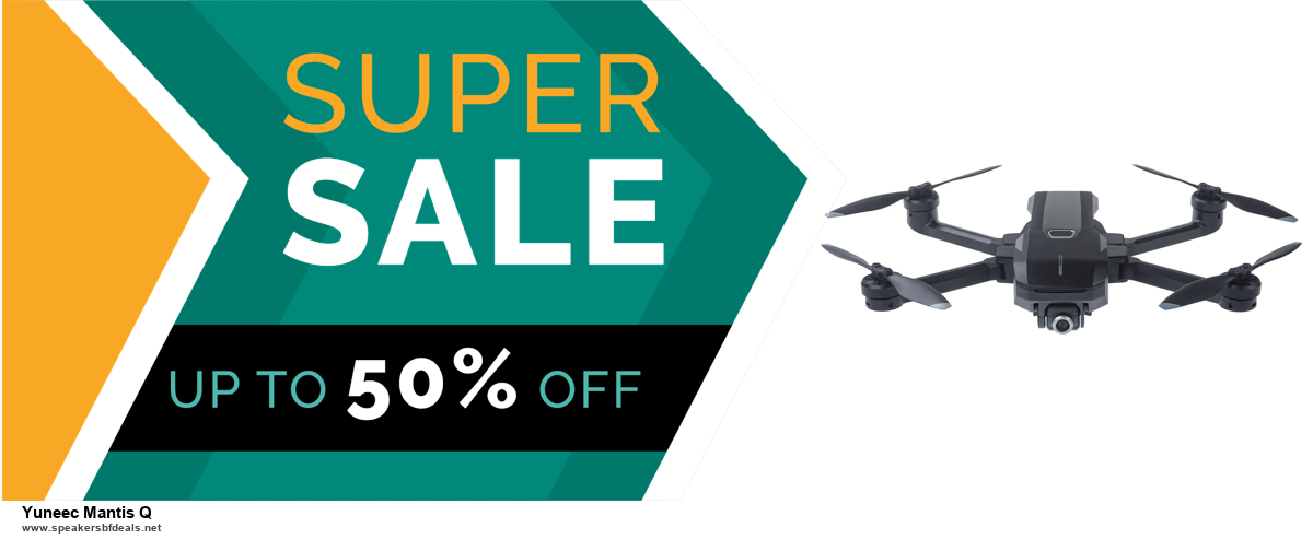 Top 5 Black Friday 2020 and Cyber Monday Yuneec Mantis Q Deals [Grab Now]