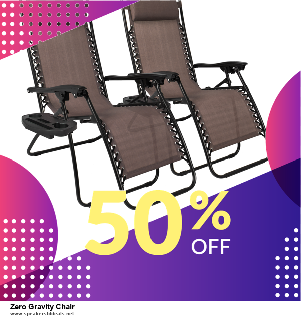 13 Best Black Friday and Cyber Monday 2020 Zero Gravity Chair Deals [Up to 50% OFF]