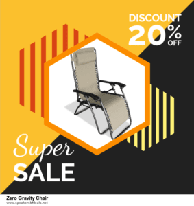 13 Best After Christmas Deals 2020 Zero Gravity Chair Deals [Up to 50% OFF]